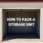 pack storage unit